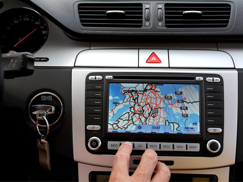 Remplacement GPS